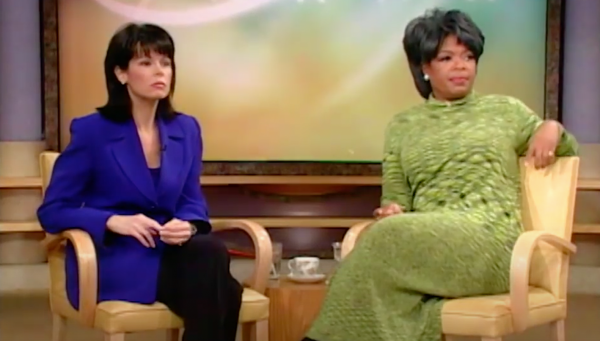 Fill your own cup up first, with Oprah and Cheryl Richardson