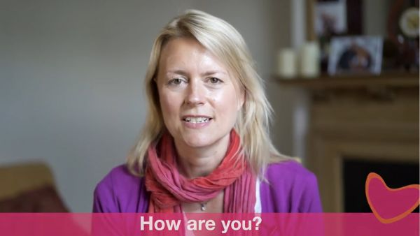 How are you? from the Carers' Week vlog