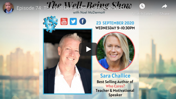 The Wellbeing Show – Carers Edition